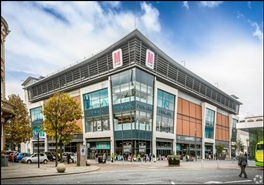 1,400 SF Shopping Centre Unit for Rent  |  The Mall, Blackburn, BB1 6AS