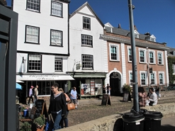 478 SF High Street Shop for Rent  |  4 Cathedral Close, Exeter, EX1 1EZ