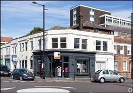 383 SF High Street Shop for Rent  |  1 Ongar Road, Brentwood, CM15 9AT
