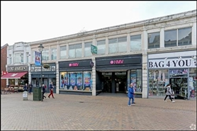 2,673 SF High Street Shop for Rent  |  90 - 92 High Street, Bromley, BR1 1EY