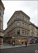 1,447 SF High Street Shop for Rent  |  2 Cheap Street, Bath, BA1 1NE