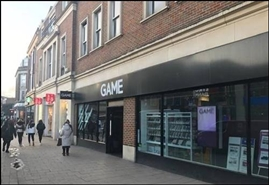 1,895 SF High Street Shop for Rent  |  99 - 101 Clarence Street, Kingston Upon Thames, KT1 1QY