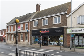 2,011 SF High Street Shop for Rent  |  140 High Street, Great Yarmouth, NR31 6RB