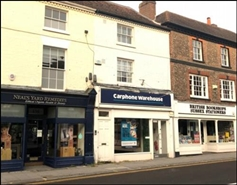 790 SF High Street Shop for Rent  |  132 High Street, Sevenoaks, TN13 1XA