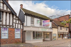 3,151 SF High Street Shop for Rent  |  124 High Street, Solihull, B91 3SX
