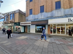2,253 SF High Street Shop for Rent  |  85-87 Montague Street, Worthing, BN11 3BN