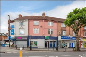 1,808 SF High Street Shop for Rent  |  557 - 559 Stratford Road, Birmingham, B11 4LP