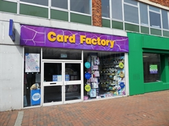 1,070 SF High Street Shop  |  55 High Street, Gosport, PO12 1DR