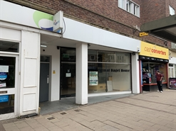 103,161 SF High Street Shop for Rent  |  39 Sidwell Street, Exeter, EX4 6NS