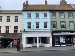 2,062 SF High Street Shop for Sale  |  45-47 Marygate, Berwick Upon Tweed, TD15 1AX