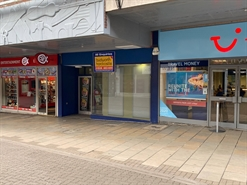 943 SF Shopping Centre Unit for Rent  |  29 Gold Street, Kettering, NN16 8JA