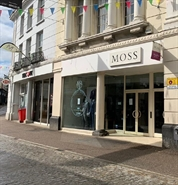 2,033 SF High Street Shop for Rent  |  27 Market Street, Falmouth, TR11 3AS