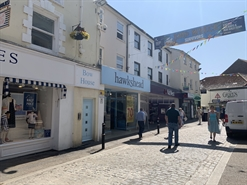 1,551 SF High Street Shop for Rent  |  31 Market Street, Falmouth, TR11 3AT