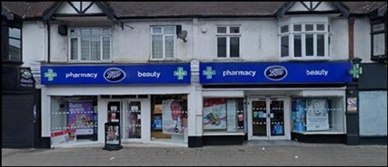 2,597 SF High Street Shop for Rent  |  39 High Street, Ilford, IG6 2AD
