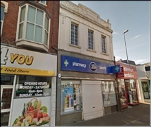 2,121 SF High Street Shop for Rent  |  25 London Road, Portsmouth, PO2 0BQ