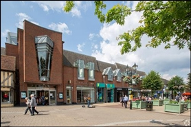 273 SF Shopping Centre Unit for Rent  |  Touchwood Shopping Centre, Solihull, B91 3GS