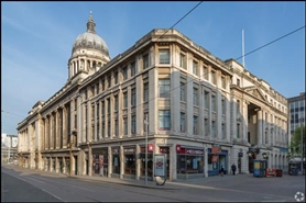 977 SF Shopping Centre Unit for Rent  |  The Exchange Arcade, Nottingham, NG1 2DD