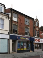1,150 SF High Street Shop for Rent  |  23 Bank Street, Ashford, TN23 1DG