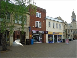 1,129 SF High Street Shop for Sale  |  42 Fore Street, Trowbridge, BA14 8EJ