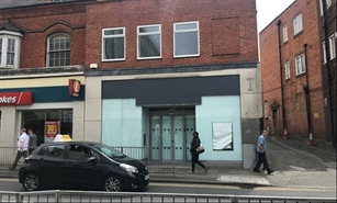 1,623 SF High Street Shop for Sale  |  1109 Warwick Road, Acocks Green, Birmingham, B27 6RA