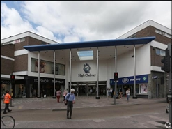 542 SF Shopping Centre Unit for Rent  |  14 New London Road, High Chelmer Shopping Centre, Chelmsford, CM1 1XG