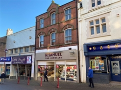 1,557 SF High Street Shop for Sale  |  46 Bath Street, Ilkeston, DE7 8FD