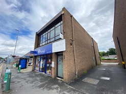 High Street Shop for Rent  |  First Floor, 10 Lutterworth Road, Blaby, LE8 4DN