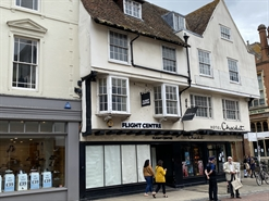 470 SF High Street Shop for Rent  |  Unit 1, 8/9 The Parade, Canterbury, CT1 2SG