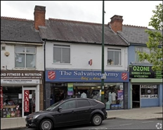 1,400 SF High Street Shop for Rent  |  820 - 822 Bristol Road, Birmingham, B31 2NS