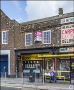 823 SF High Street Shop for Rent  |  43 Broadway, Liverpool, L11 1BY