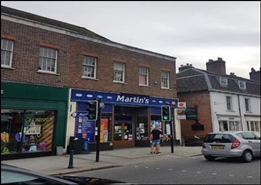 3,615 SF High Street Shop for Rent  |  27 - 29 High Street, Reigate, RH2 9AA