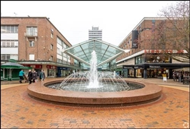 914 SF Shopping Centre Unit for Rent  |  Unit 3, Lower Precinct Shopping Centre, Coventry, CV1 1DN