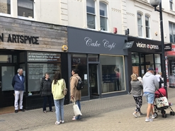 930 SF High Street Shop for Sale  |  75 High Street, Weston-super-Mare, BS23 1HE