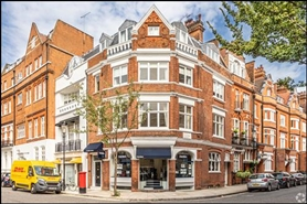 484 SF High Street Shop for Rent  |  14 Culford Gardens, London, SW3 2ST