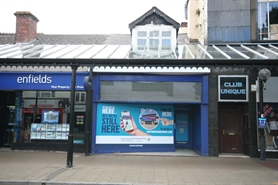 601 SF High Street Shop for Rent  |  11 Market Street, Eastleigh, SO50 5RH