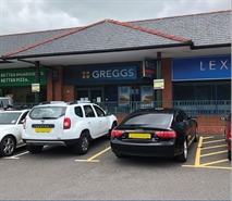 1,222 SF Retail Park Unit for Rent  |  UNIT 3A, 156 - 160, Newport, NP20 3AE