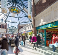 2,347 SF Shopping Centre Unit for Rent  |  Unit 29 The Promenades Shopping Centre, Bridlington, YO15 2DX