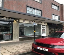 High Street Shop for Rent  |  278 Lichfield Road, Sutton Coldfield, B74 2UG
