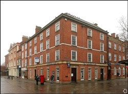 2,153 SF High Street Shop for Rent  |  26 - 27 The Square, Retford, DN22 6DW