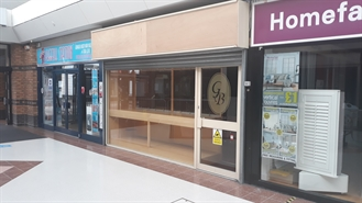 372 SF Shopping Centre Unit for Rent  |  Unit 2b, 23 High Street West, Wallsend, NE28 8JB
