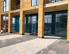 1,967 SF Out of Town Shop for Rent  |  Unit 9-10 The Square, Milton Keynes, MK10 7HN