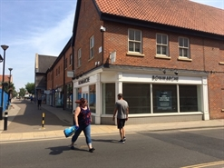 2,145 SF High Street Shop for Rent  |  1 Wright's Walk, Dereham, NR19 1TR