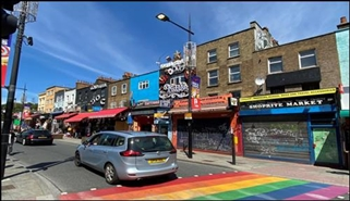 2,071 SF High Street Shop for Rent  |  230 Camden High Street, London, NW1 8QS