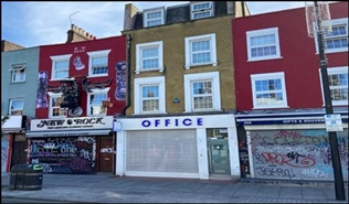 1,915 SF High Street Shop for Rent  |  210 Camden High Street, London, NW1 8QR