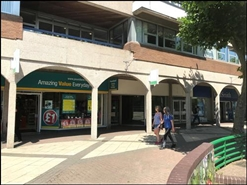 885 SF Shopping Centre Unit for Rent  |  Crown Glass Shopping Centre, Nailsea, BS48 1RG