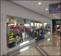 349 SF Shopping Centre Unit for Rent  |  Unit A1A, West Orchards Shopping Centre, Coventry, CV1 1QX