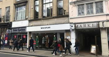 2,009 SF High Street Shop for Rent  |  9 High Street, Oxford, OX1 4DB