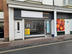 230 SF High Street Shop for Rent  |  19 High Street, Budleigh Salterton, EX9 6LD