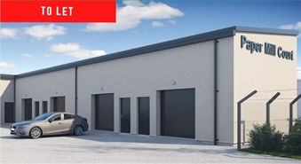 392 SF Out of Town Shop for Rent  |  Unit 2 Paper Mill Court, Cardiff, CF11 8DH