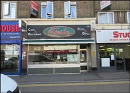 1,050 SF High Street Shop for Rent  |  108 Shenley Road, Borehamwood, WD6 1EB